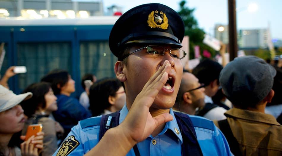 Do Japanese Police Carry Guns? | The Tokyo Tourist
