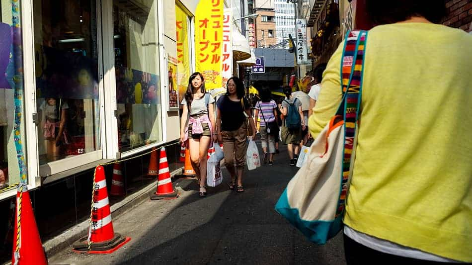 c61553df Can You Wear Shorts in Tokyo? | The Tokyo Tourist